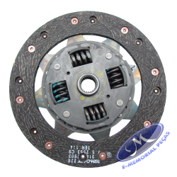 DISCO DE EMBRAGEM - 210 MM -  ORIGINAL FORD - Codigo Sku: 02