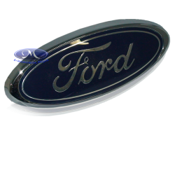 EMBLEMA FORD DA GRADE DO RADIADOR -  ORIGINAL FORD - Codigo