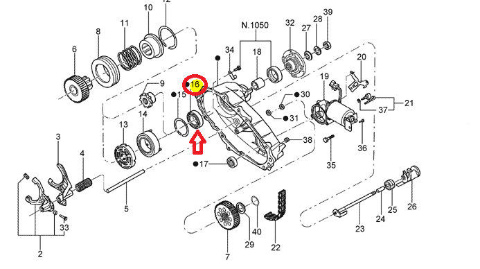 1999 2000 Land Rover Discovery Series Ii 4 0l Serpentine Belt Diagram also Ford F150 F250 How To Replace Your Timing Chain 361728 additionally 2008 Mitsubishi Lancer Gts Cvt Sedan 3 0l Ohv 12v Serpentine Belt Diagram further 2013 Ford Super Duty Fuse Diagram Trailer Plug likewise 1433032 Lights On Chime Buzzer Thingamajig. on 2016 ford explorer xlt