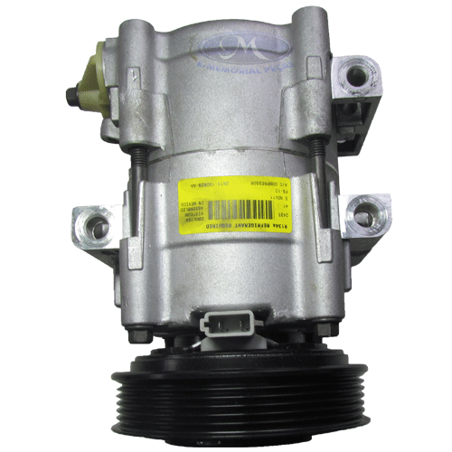 COMPRESSOR DO AR CONDICIONADO -  ORIGINAL FORD - CODIGO: 2N1