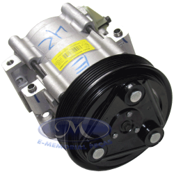 COMPRESSOR DO AR CONDICIONADO -  ORIGINAL FORD -  2S6519D629