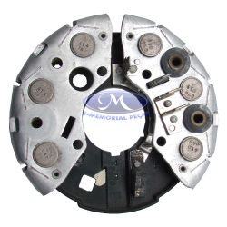 SUPORTE COM DIODOS DO ALTERNADOR -  ORIGINAL FORD - Codigo S
