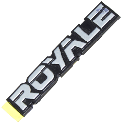 LOGOTIPO 'ROYALE' -  ORIGINAL FORD -  3398536855