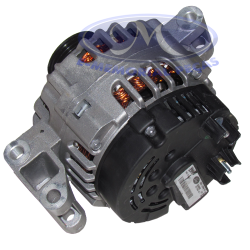ALTERNADOR (14V 90A) - ORIGINAL FORD Unidade - FORD Couri