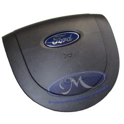 AIR BAG DO MOTORISTA ( PRETO ) - ORIGINAL FORD Unidade -