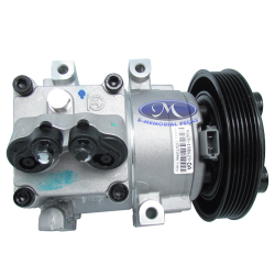 COMPRESSOR DO AR CONDICIONADO -  ORIGINAL FORD - Codigo Sku: