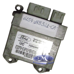 MODULO DO AIR BAG -  ORIGINAL FORD -  6L5414B321CA