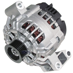 ALTERNADOR   ( 14V 110 A ) -  ORIGINAL FORD -  7S6510300AC