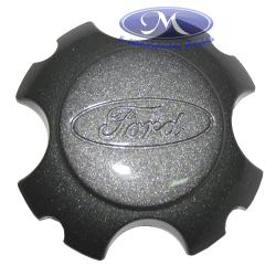 CALOTA DO CUBO DA RODA DE LIGA LEVE (LONDON GREY) -  ORIGINAL FORD - Codigo Sku:  - Unidade  - Cod. SKU: 8N151000AB53N