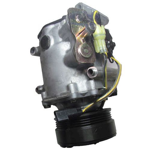 COMPRESSOR DO AR CONDICIONADO -  ORIGINAL FORD - CODIGO: 94F