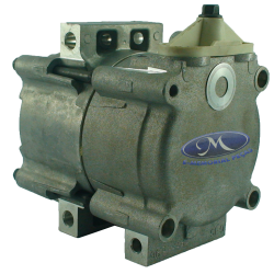 COMPRESSOR DO AR CONDICIONADO - PECA ORIGINAL -  96BW19497GA