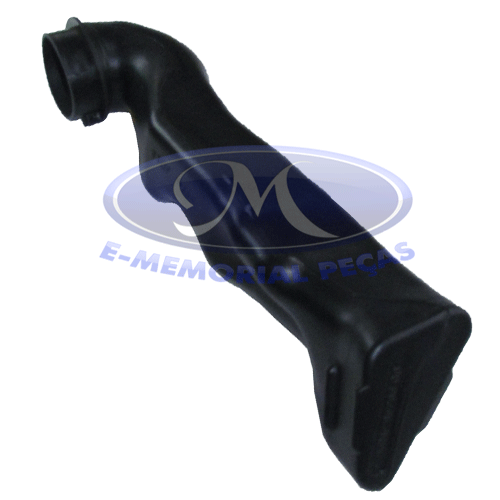 TUBO LATERAL DO RESSONADOR - MARCA: ORIGINAL FORD - CODIGO DO PRODUTO: 96MF9F763GB - tubo lateral do ressonador - PECA