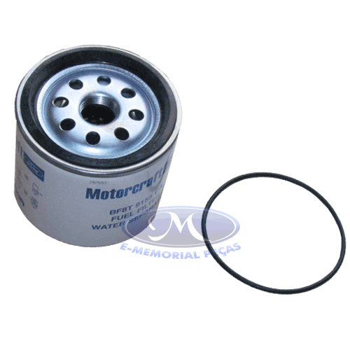 ELEMENTO DO FILTRO DE COMBUSTIVEL -  ORIGINAL FORD -   - Uni