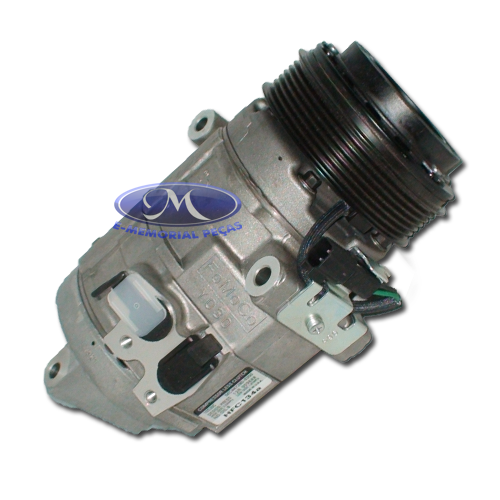 COMPRESSOR DO AR CONDICIONADO ( EDGE 2011 A 2014 ) - Marca: