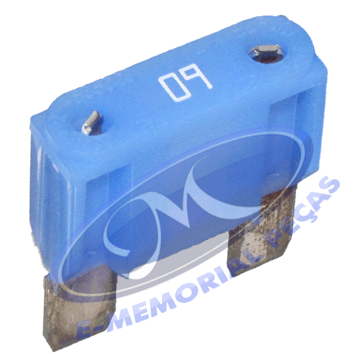 FUSIVEL 60 AMPERES ( AZUL ) - ORIGINAL FORD Unidade - FOR