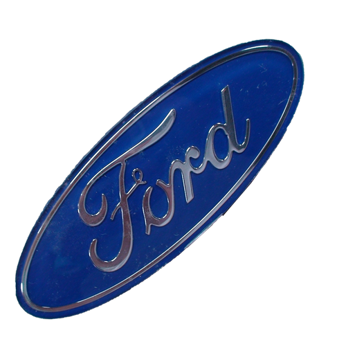 EMBLEMA ( FORD ) DA GRADE DO RADIADOR - EXPLORER 1993 A 1997