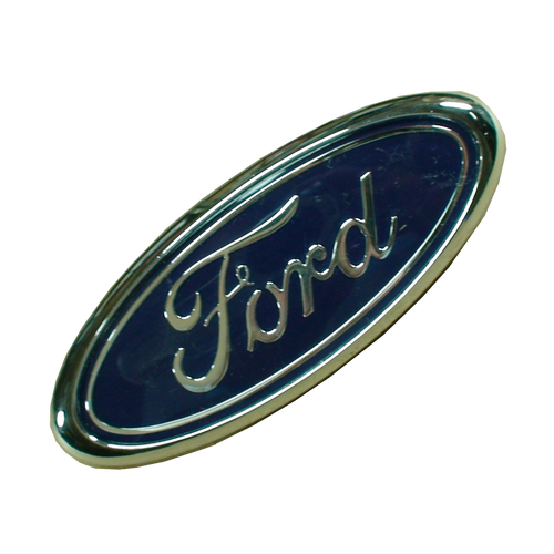EMBLEMA ( FORD ) DA GRADE DO RADIADOR -  ORIGINAL FORD -   -